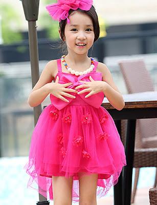 Ideas de Vestidos de gala para niñas Bonitos