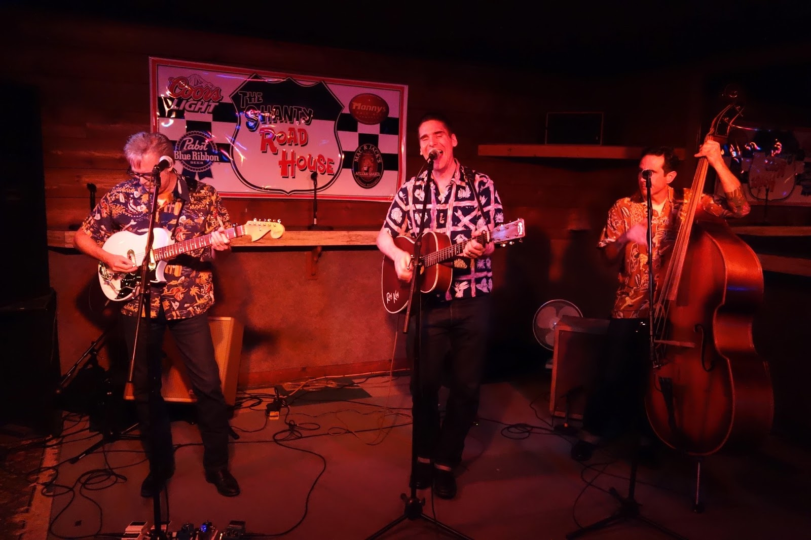 Live Seattle Music In The Clubs The Roy Kay Trio And The Dalharts
