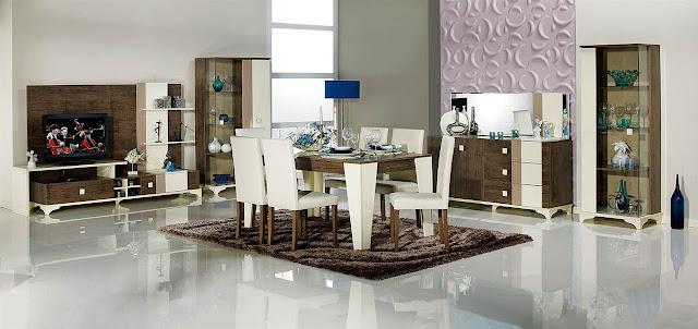 Yemek odası dekorasyon fikirleri ve örnekleri
