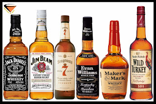 whiskies americanos