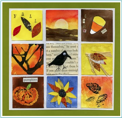 Beautiful fall art projects for kids