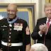 Trump awards Medal of Honor to Vietnam vet