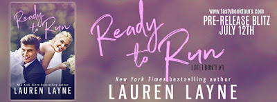 Pre-Release Blitz & Giveaway: Ready to Run by Lauren Layne