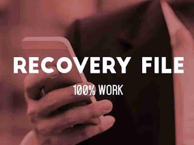 Aplikasi data recovery file smartphone