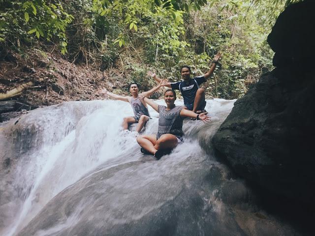 Falls in Cebu Philippines