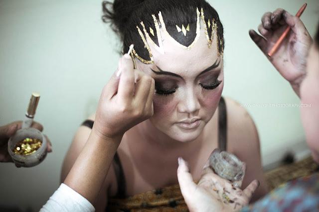 foto wedding make up di yogyakarta, pernikahan depi dan pandu
