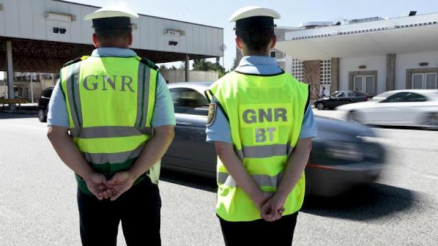 GNR de Viana do Castelo detém numa semana sete pessoas, três por conduzirem com álcool