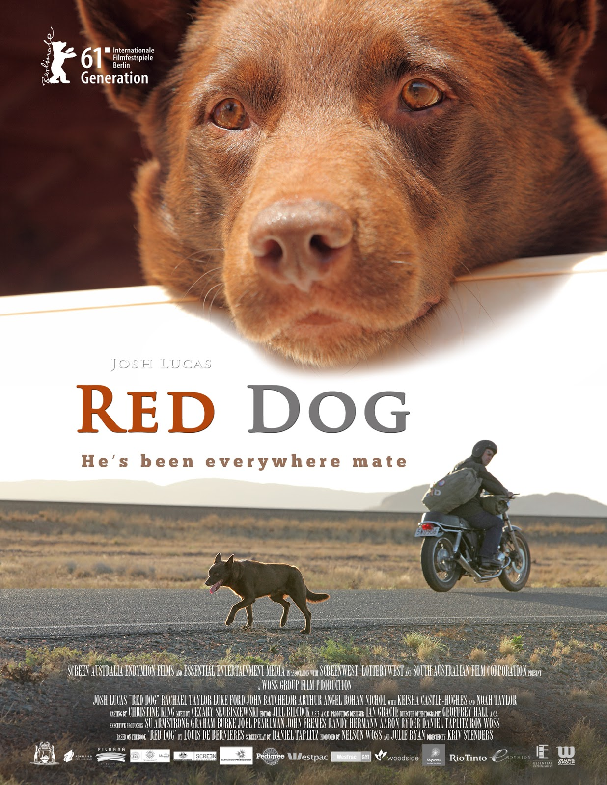 Red Dog (2011) | Stay At Home Mum