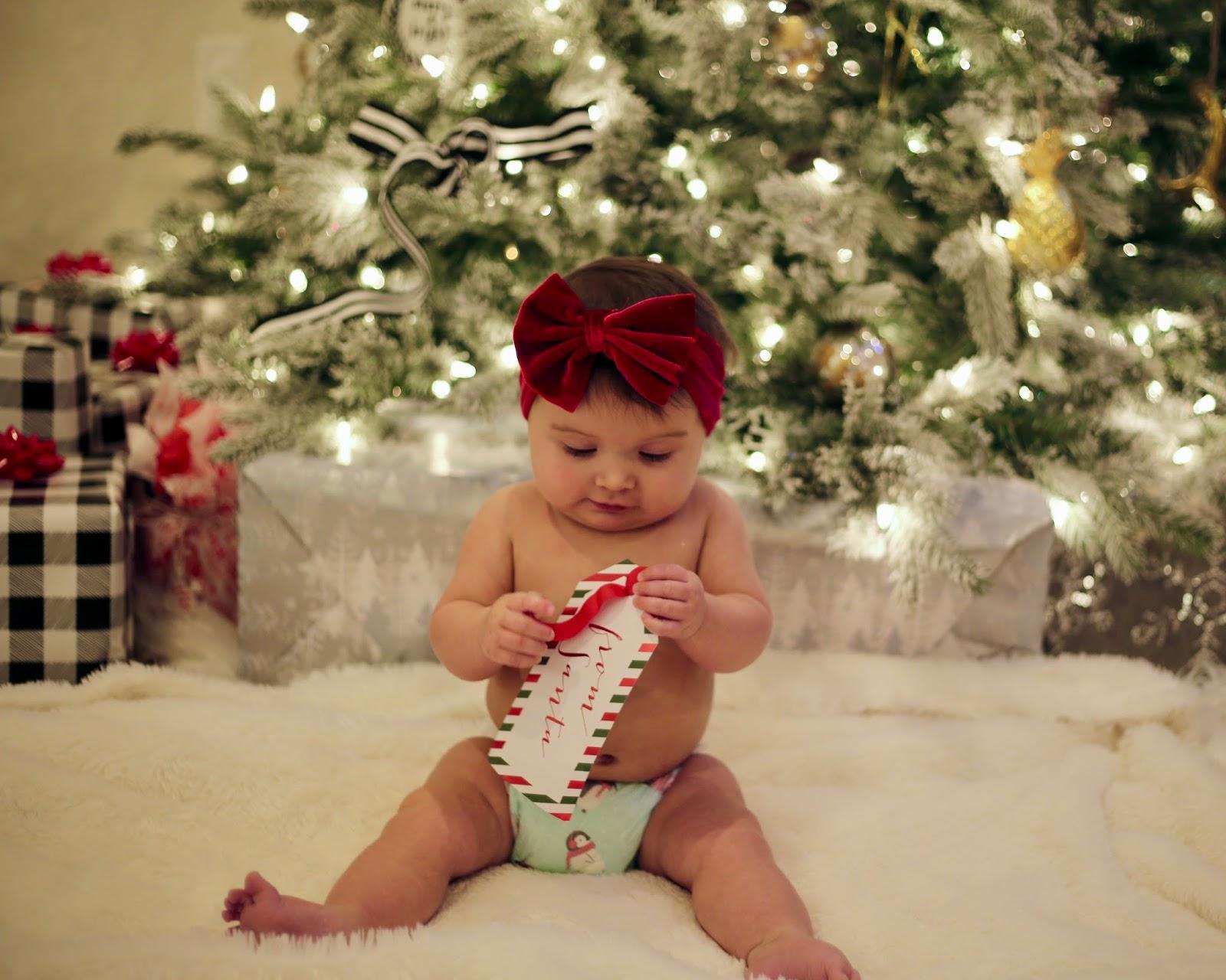 Tori Marocco Blog Christmas Baby