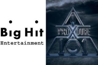 Gandeng Big Hit, Mnet Bakal Helat Produce X 101