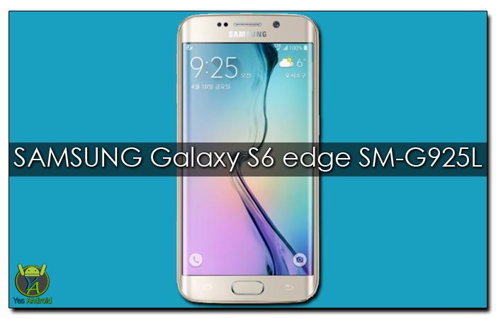 G925LKLU3DQA1 | Samsung Galaxy S6 edge SM-G925L