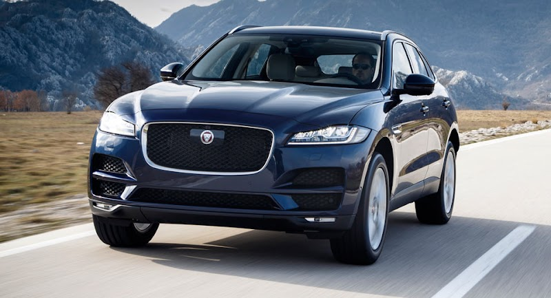 2018 Jaguar F-Pace, XF And XE Welcome Three New Ingenium Engines