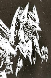 """Reseña de """"Knights of Sidonia"""" vol.3 de Tsutomu Nihei - Panini Cómics"""