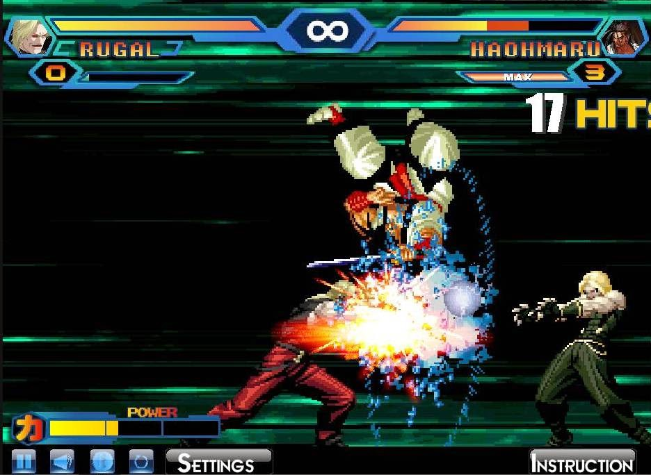 king of fighters Wing 1.9 full version.rar