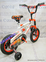 12 Wimcycle Air Flex BMX