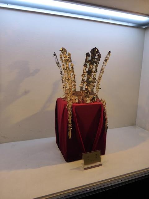 Corona de un Rey Shila