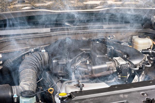 Causes de la surchauffe du moteur et comment les réparer