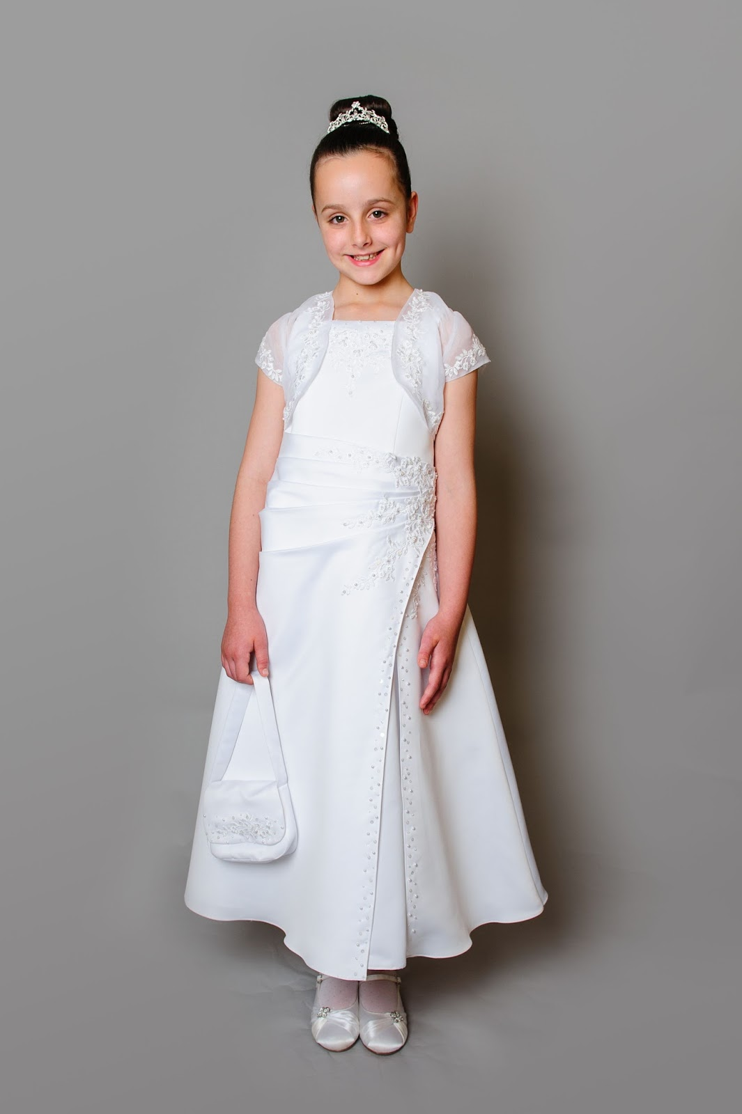 Communion Dresses for Girls: Shop Early for a 2016 Communion ...