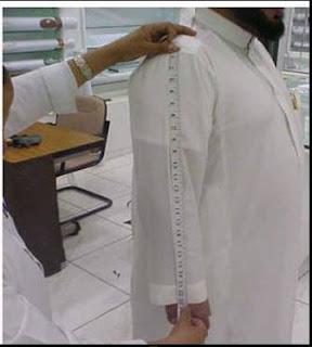تعليم خياطه وتفصيل الملابس الرجالي