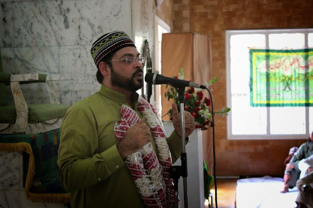 dr aamir liaquat hussain speech lecture mosque allama kokab noorani okarvi