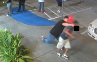 SUCKER PUNCHPolice fear spike in 'Knockout Game' craze after thug floors stranger with sickening blow from behind