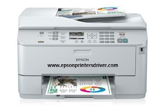 Epson WorkForce Pro WP-4595 DN Driver