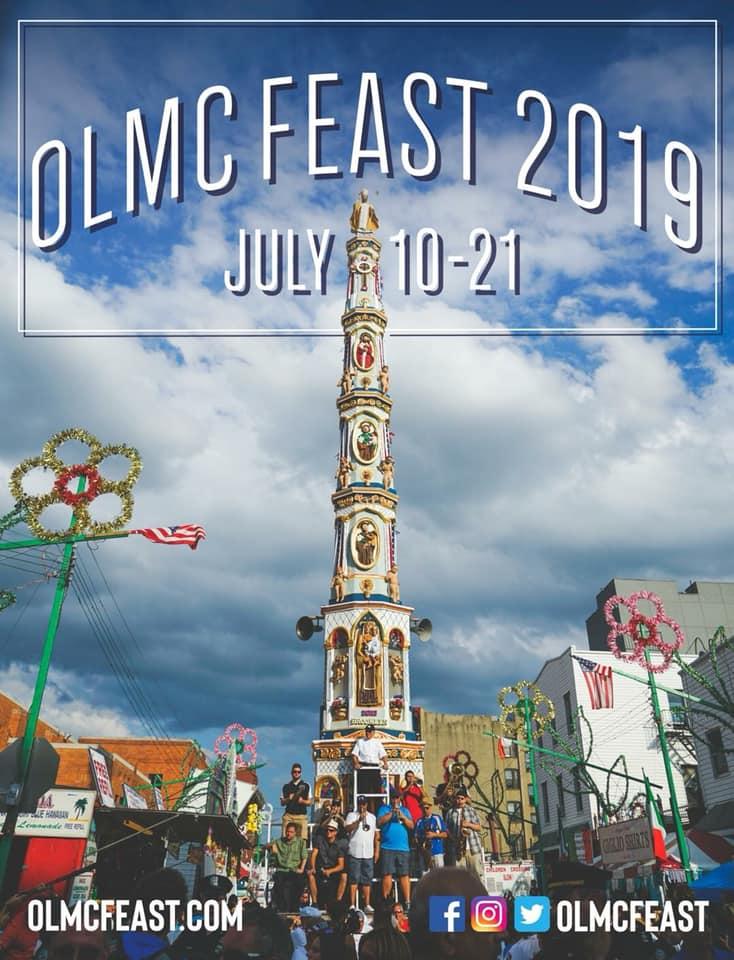 Il Regno: Announcing the 2019 Our Lady of Mount Carmel & Giglio di