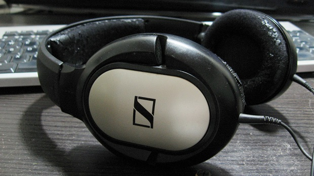 Modifikasi Headphone SENNHEISER HD 201 Menjadi Super NGE-BASS