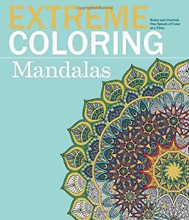 Extreme Coloring Mandalas