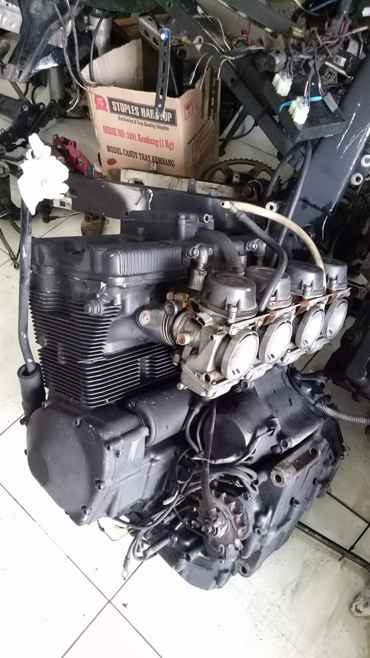 Lapak Limbah Moge Jual Copotan Mesin Suzuki Gsx