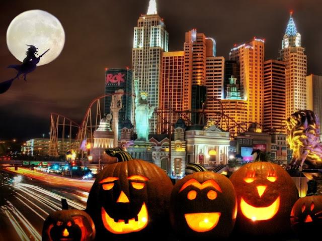 Halloween Las Vegas, Las Vegas, Amerika Serikat