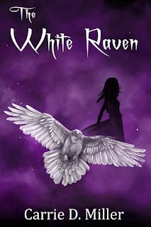 The White Raven, Carrie Miller, TBR