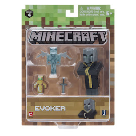 Minecraft Series 4 Evoker Overworld Figure