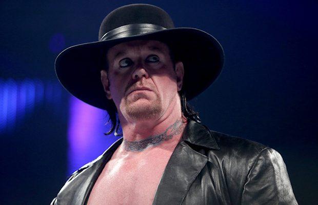 undertaker at WWE payback 2017