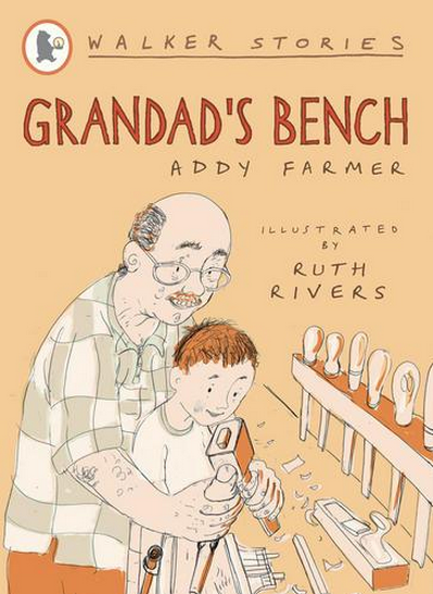 Grandfather's Bench by Addy Farmer