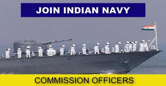 Indian Navy online form 2019 for '102' Commission Officers (SSC+PC) Posts» Start 12 Jan 2019