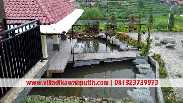 Sewa villa di Kawah putih - Villa di Kawah putih