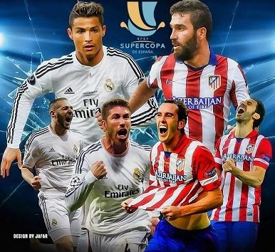 UCL Draw: Real Madrid Pairs Atletico In Semi Final