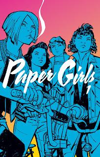 Paper Girls de Brian K. Vaughan