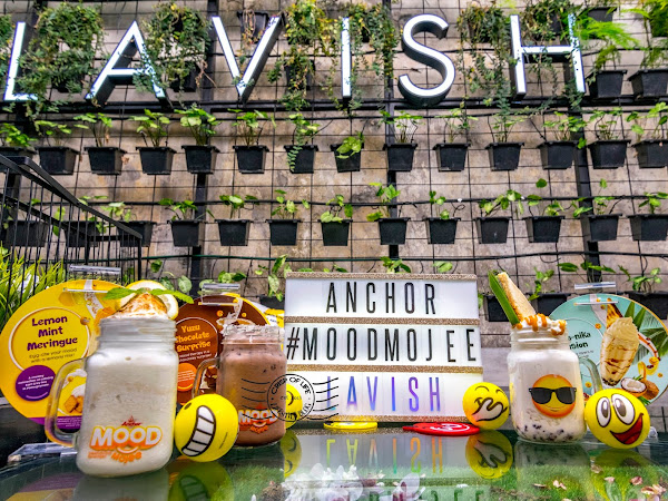 Launching of Moodmojee drinks by Anchor Food Professionals @ Lavish Fusion Bakery and HIVE by Love A Loaf