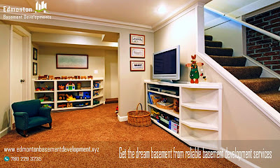 Get the dream basement from reliable basement development services