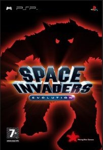 Download Invaders Evolution PPSSPP ISO