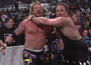 WCW NWO Souled Out 1997 Review - Diamond Dallas Page faced Scott 'Flash' Norton