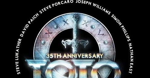Set List Toto 35th Anniversary Tour Kickoff Vorst