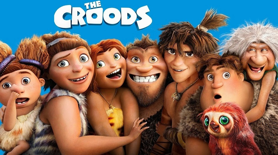 The Croods - Subtitrat In Limba Romana