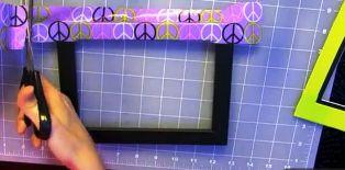tutorial bikin pigora dari lakban