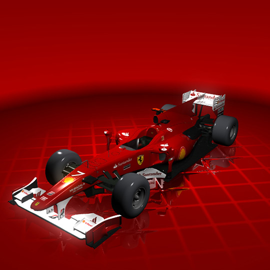 Ferrari F1 Wallpaper Engine