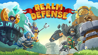 Realm Defense Fun Tower Game V1.2.4 MOD Apk ( Update Versi Terbaru )