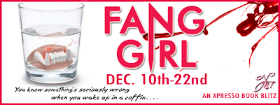 Book Blitz: Fang Girl by Helen Keeble