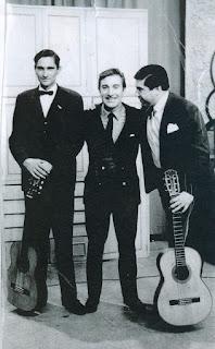 Roberto Galán y Alvaro Celedonio Casquero